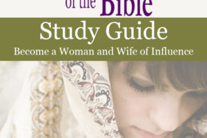 Are You Enrolled in Christian Wife University?