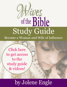 Wives of the Bible Study Guide and Videos