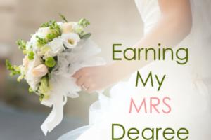 Earning My MRS Degree