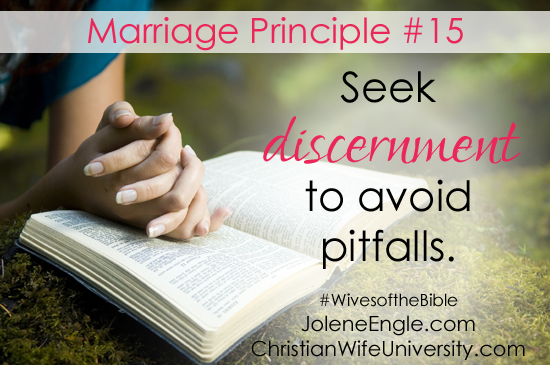 Marriage Lesson from the Life of Abigail, The Discerning Wife
