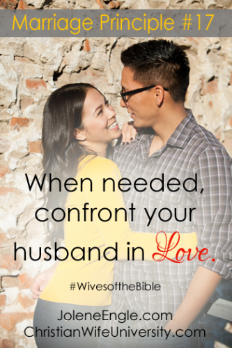 Marriage Lesson from the Life of Esther- Wives of the Bible by Jolene Engle