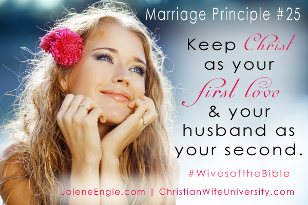 Marriage Lesson from the Bride of Christ- the 7 Churches in the book of Revelation