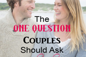 The One Question Couples Should Ask Each Other Everyday