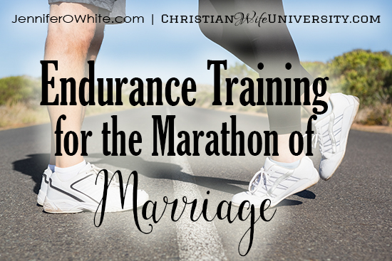 Endurance Training for the Marathon of Marriage